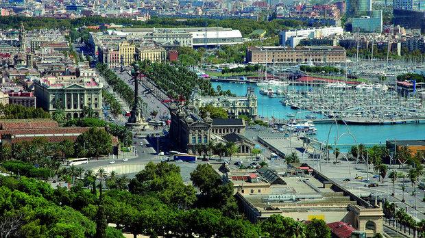 Барселона, в близост до района, където се произвежда най-много кава, е и един от големите консуматори на пенливото вино