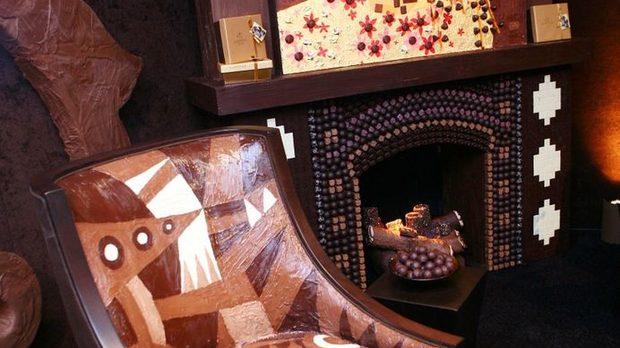 Шоколадовата стая от 2008г.