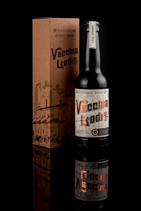 Brewfist Vecchia Lodi Елегантен и изразителен барли уайн, който е отлежавал дълго време преди бутилиране и идва от една от водещите италиански крафт пивоварни.От Crafter12,90 лв.